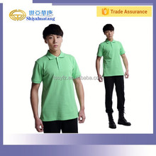 Custom LOGO work shirt new design polo shirt for builder
