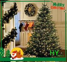 2015 new design hot sale outdoor led light christmas tree