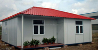 Affordable Customized light steel Prefabricated Modular Flat pack Multi-storey Container
