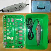 135w 217pcs GS CE ETL Approval Multipurpose Electric Mini Grinder Kit Accessory Set Power Grinding Hobby Rotary Tool