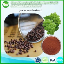100% natural Proanthocyanidins organic grape seed extract