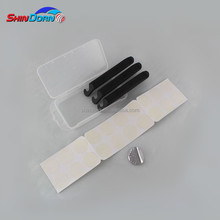 Essential tire tube repair kit to bicycle flat tire tools