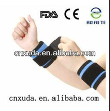 Adjustable,cheap,cute,high quality and customized elastic wrist support