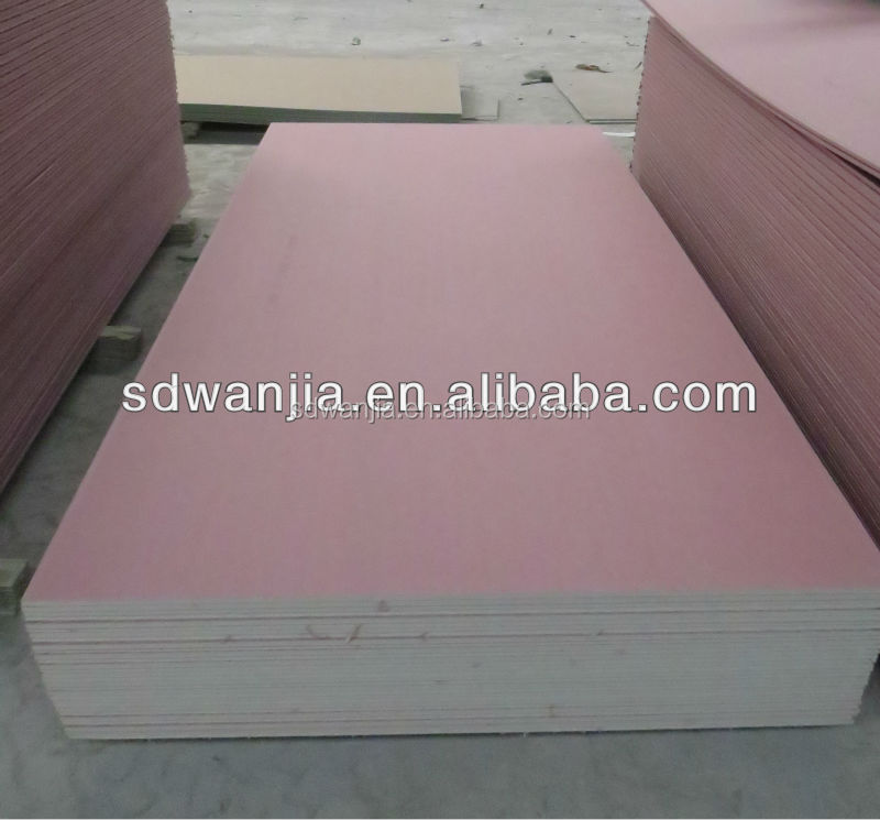 Fireproof Gypsum Board : Competitive fireproof gypsum board with top quality in