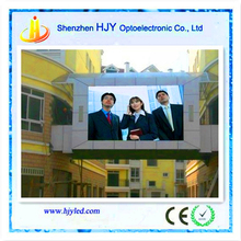 Pixel pitch 6mm outdoor led display for Korea