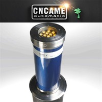 Retractable stainless steel Fixed safety equipment & safety bollards