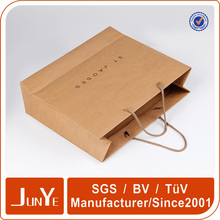 fashion customised big shopping jeans paper bag