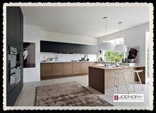 cocina de armarios de alta calidad