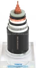 Medium voltage xlpe power cable 6/10kv