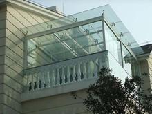 Factory price aluminum outdoor glass garden room for sale