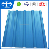 UPVC roof tile/plastic roofing tile/building material roof tile