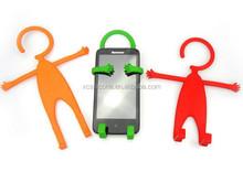 OEM special man shape car mobile phone holder