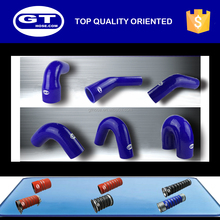 auto /motor silicone hydraulic fittings performance rubber 4 inch flexible hose