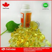 GMP EPA/DHA 18/12 Pure Fish Oil Soft gels