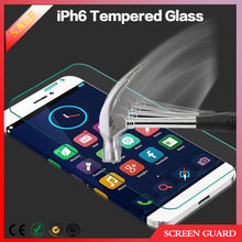 OEM and ODM available Tempered Glass shock proof screen protector for iPhone 6