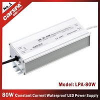 80W LPA series Constant current LED power supply