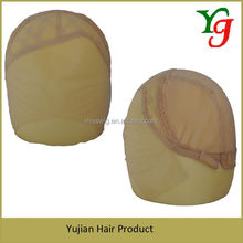 15-33 Front Swiss Lace Cap for Wig Making Adjustable Wig Cap