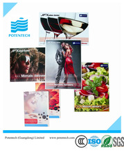 HL Digital UV Printing and lamination Use 1mm PVC sheet