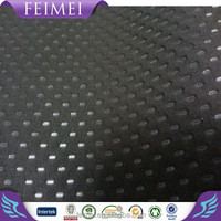 Feimei Knitting Raindrops Embossed scuba fabric