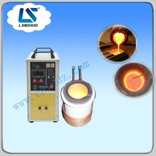 scrap metal induction melting furnace/IGBT controlled induction heating machine