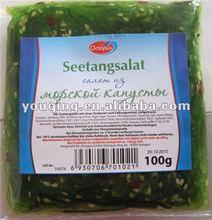 hiyashi-wakame seaweed for sushi
