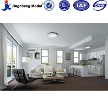 Jingcheng Model supplying no parking signs 3d graphics architectural model making