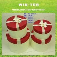 WT-PBX-1612-2 Popular round hat box wholesale