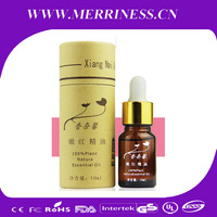 Free Shipping 100% plant natura Essential oill Vaginal Contractions Vaginal relaxation repair Sex Products for women