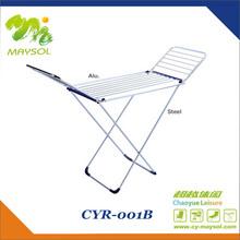 De aluminio y acero secador de tela, bastidor de tela, secador de rack