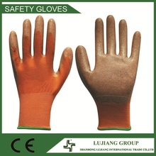 Cheap nitrile coated safety gloves with super wear resistance