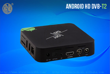 OEM / ODM Dual Core Android DVB-S2 Récepteur satellite Supermax HD