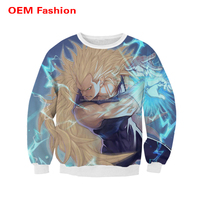 All over print couple fashion sweaters