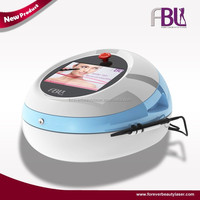 mini and effective high frequency spider vein vascular blood vessels removal Portable machine ---RBS100