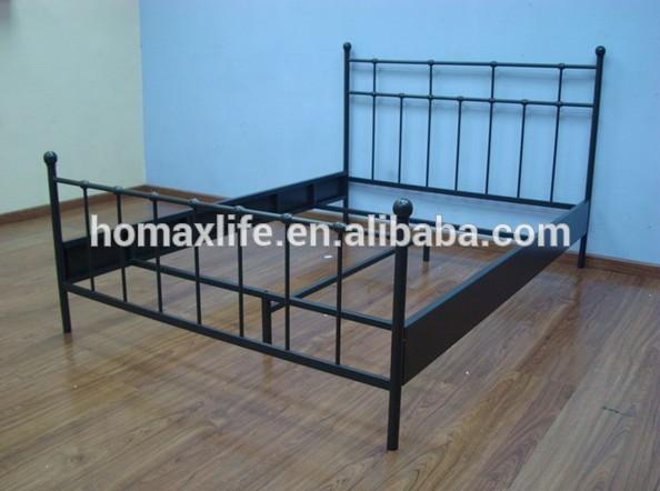 Chambre coucher moderne mobilier design double cadre de for Mobilier de chambre a coucher moderne