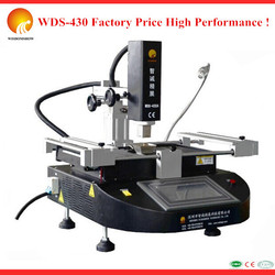 New design 110V/220V Hot air and infrared laptop repair chips tools WDS-430 for ps4 stencils