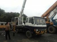 Japanese maker,Tadano used truck crane 7 ton, Mini crane in China