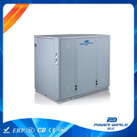 ISO9001,ISO14001 manufacturer Geothermal Trinity Heat Pump with CE approval