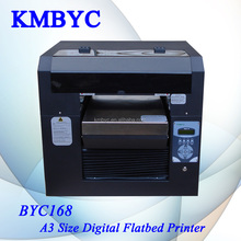 good quality of direct seal BYC168-2.3 eco solvent flatbed printer