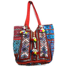 INDIAN Artistic creation Shoulder Bag Banjara Style SKU 6748