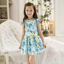 2015 la más nueva llegada del estilo moda niños niñas vestidos encaje
