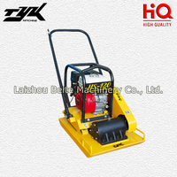 Plate Compactor with Honda GX270 Engine