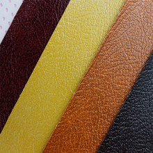 Textile PU PVC Leather for Making Shoe Material Shoe Leather