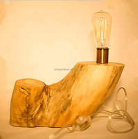 Unique Pen Holder Creative Reading Lamps Handmade Writing Study Table Lamp