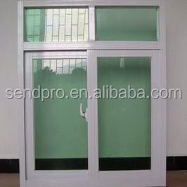 뜨거운 판매 단일 녹색 유리 슬라이딩 알루미늄 창 프레임 부품 ...