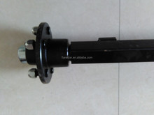 Axle For Agricultural Trailer