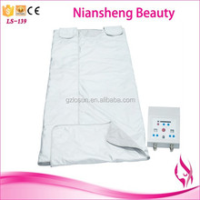 Hot sale far infrared slimming sauna blanket for weight loss