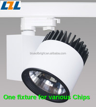 Hot sale compact design Fortimo SLM and CREEchip LED Track Spotlight