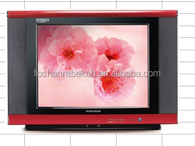 Rebekah hot selling 17inch CRT TV/ color TV/ Television/ 17A8