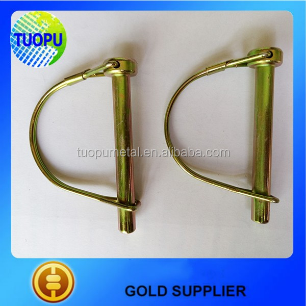 Metal Snap Lock Pin Snap Wire Lock Pins Round Types Locking Pins ...