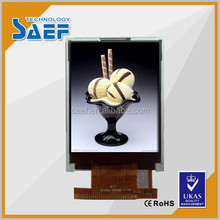 "2.0""tft module portrait type QCIF 176*220 TFT without TP TFT color lcd screen on outdoor display"